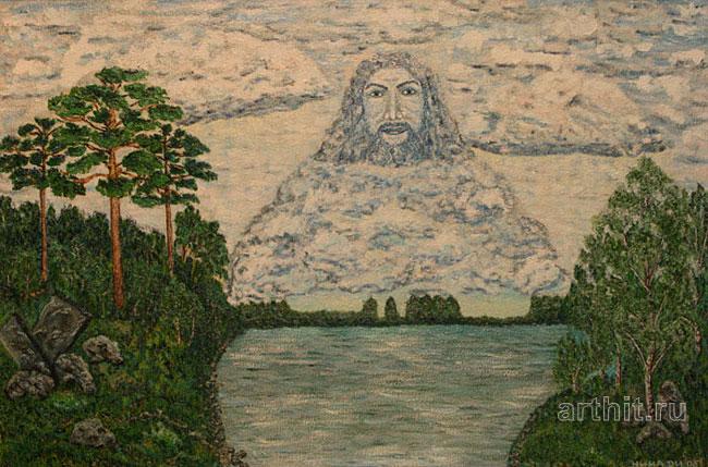'Ural.  `The All-Seeing Eye`'  by Belova Nina