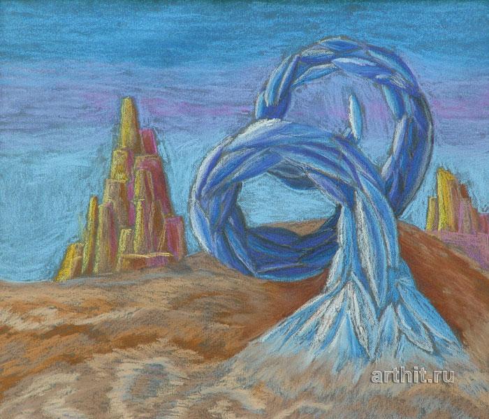'Spiral'. Ustinchenko Evgeny