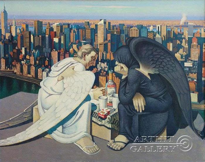 'Meeting'. Maershin Sergey