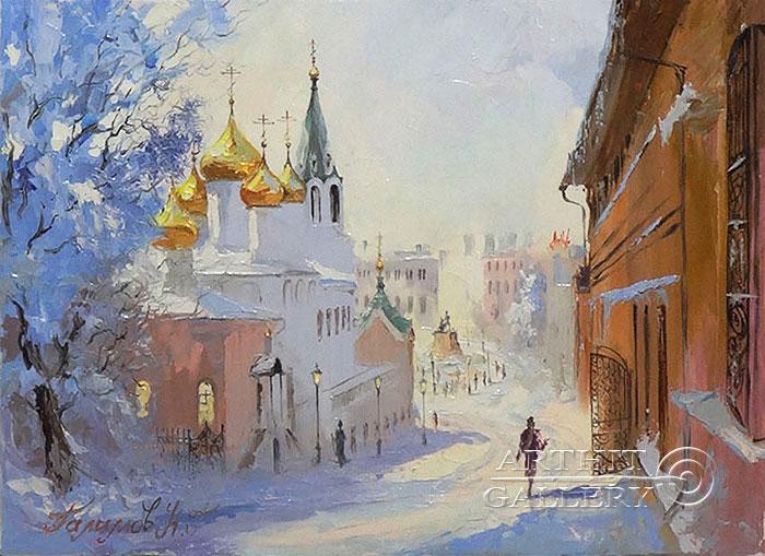 'Ivanovsky passage. Nizhniy Novgorod'. Galimov Nail