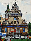 Realism oil paintings