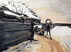 Тень Бориса Возницкого в Олесском замке