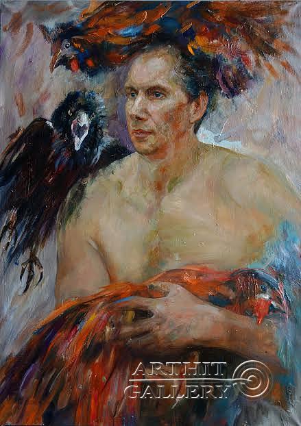 'Poultry house'. Malakhova Svetlana
