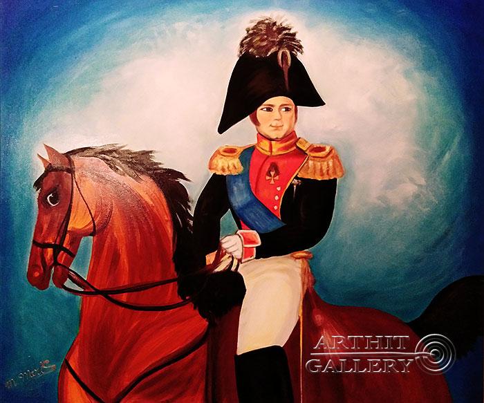 ''Александр 1''.  Мариз Марина. Продажа картин, предметов декоративно-прикладного искусства