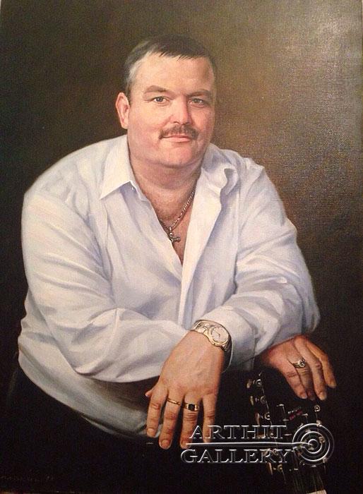 'Mikhail Krug'. Malyakin Ivan