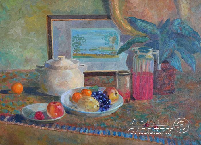 'Spring still life'. Bunina Anastasiya