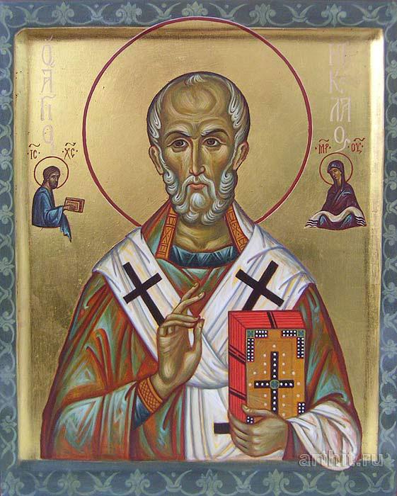 'St. Nicolas'. Kolbneva Irina