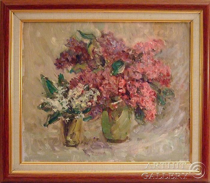 'Lilac'. Sotnikov Yuriy Vasilyevich