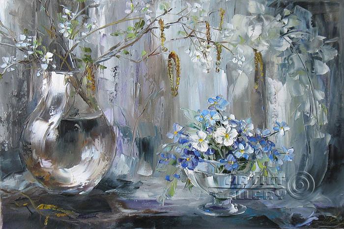 ''Весна''.  Кравченко Оксана. Продажа картин, предметов декоративно-прикладного искусства