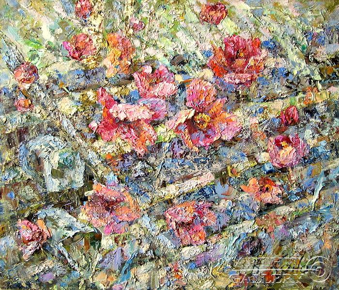 'Flowers of Altai'. Kanov Varus