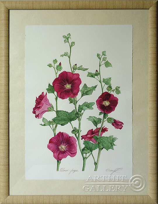 'Stem-Rose'. Kaliberda Elena