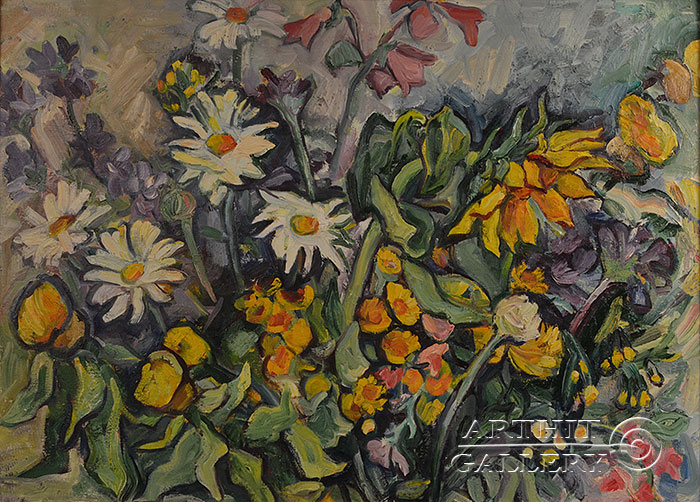 'Wild Flowers'. Hovhannisyan Hasmik
