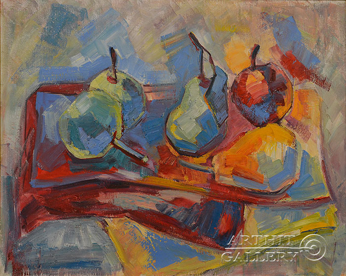 'Still life'. Hovhannisyan Hasmik
