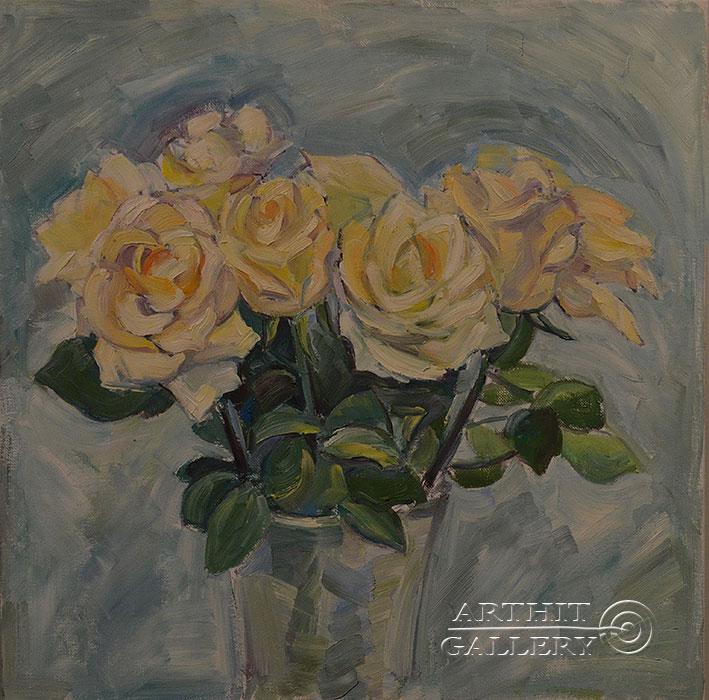 'Roses'. Hovhannisyan Hasmik