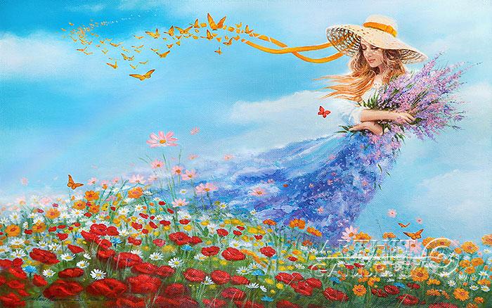'Summer'. Parhomenko Ivan