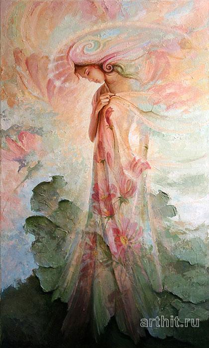 'Spring'. Parhomenko Ivan