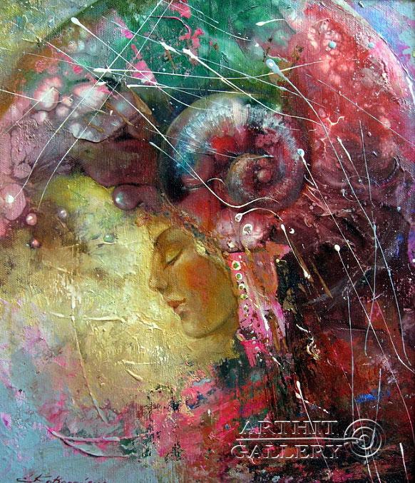 ''#010''.  Ковриго Сергей. Продажа картин, предметов декоративно-прикладного искусства