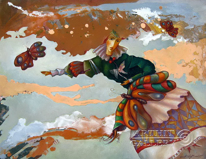 ''#018''.  Ковриго Сергей. Продажа картин, предметов декоративно-прикладного искусства