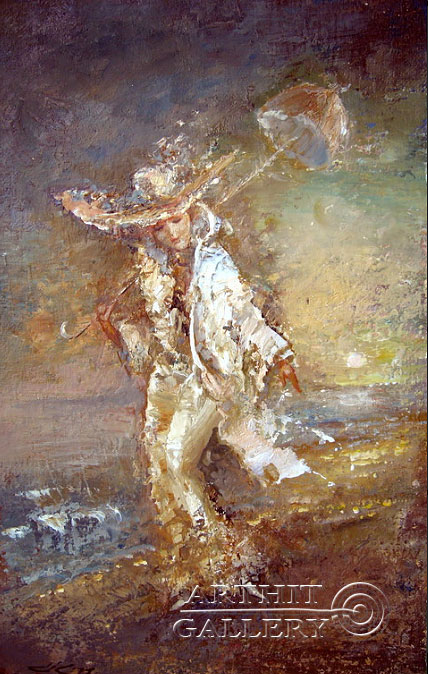 ''#020''.  Ковриго Сергей. Продажа картин, предметов декоративно-прикладного искусства