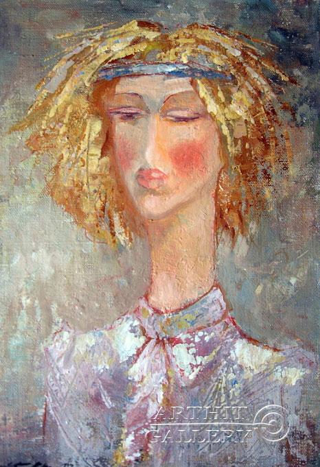 ''#033''.  Ковриго Сергей. Продажа картин, предметов декоративно-прикладного искусства