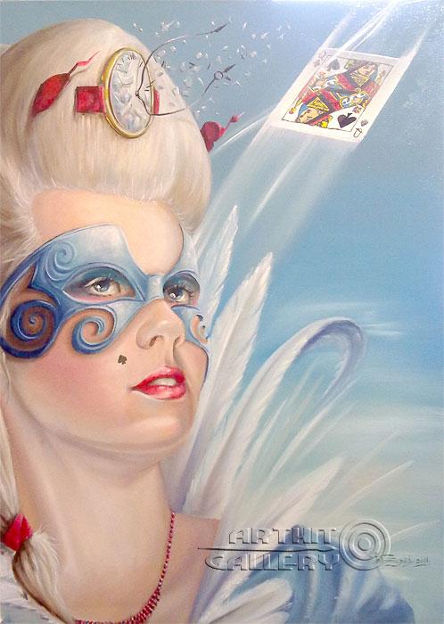 ''Венецианский романс''.  Чеботарев Александр. Продажа картин, предметов декоративно-прикладного искусства