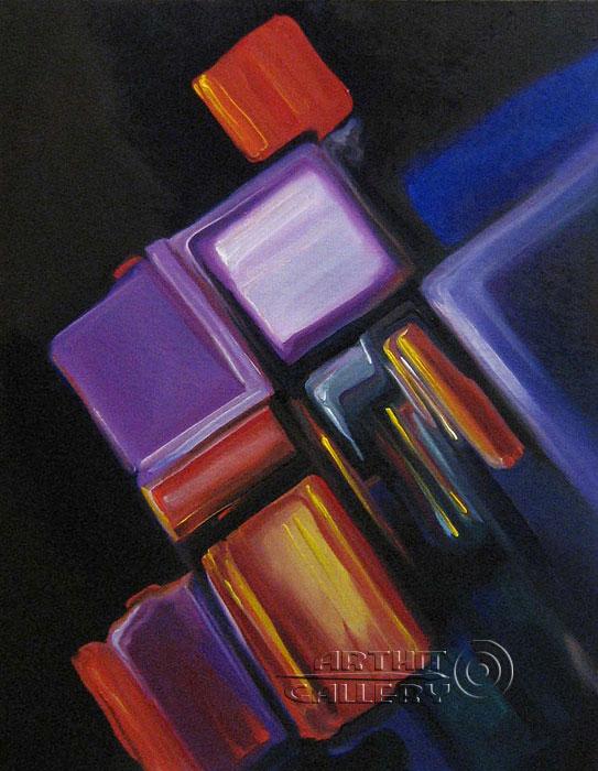 ''Вечерний релакс''.  Катющик Виктор. Продажа картин, предметов декоративно-прикладного искусства