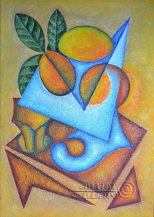 'Still life'. Lomovtzev Konstantin
