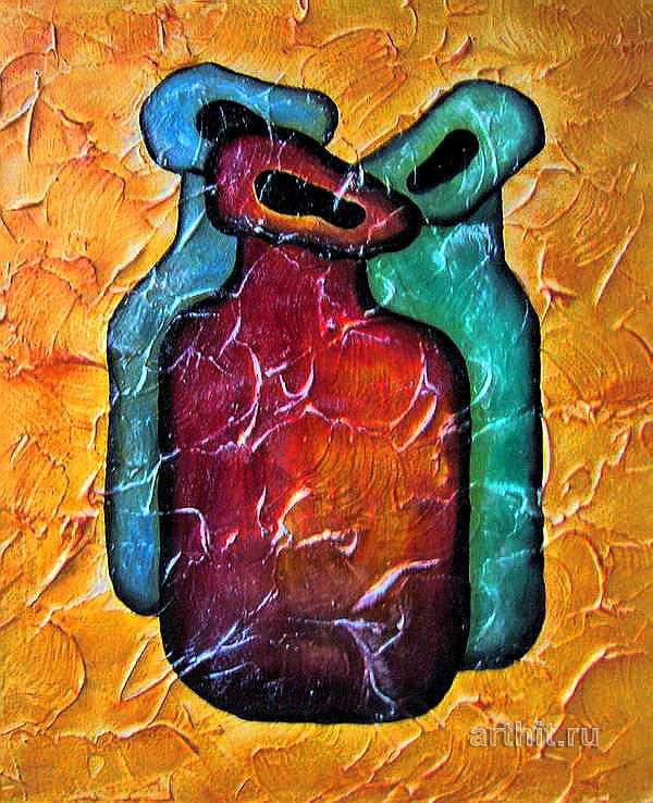 'Bottles'. Lomovtzev Konstantin