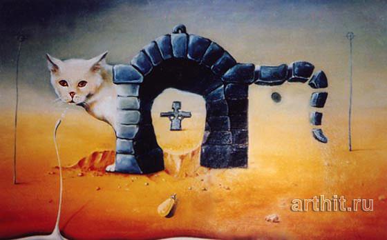 'Stone pussycat'  by Lysenko Igor