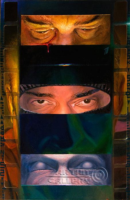 ''25-й кадр''.  Лайск Сергей. Продажа картин, предметов декоративно-прикладного искусства