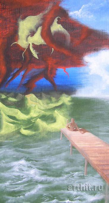 'The grass makes wheather'  by Pavljuk Vladimir