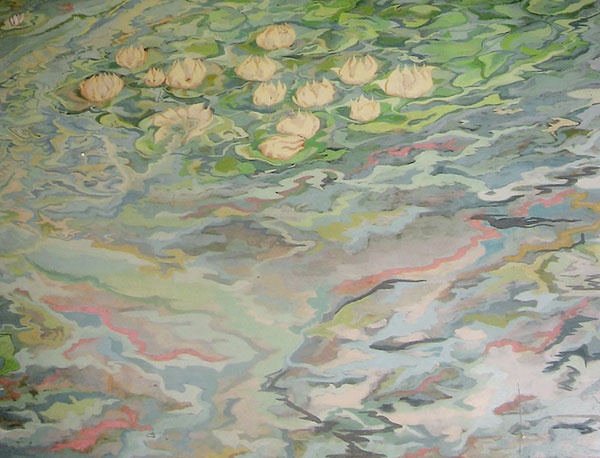 'Waterlillies'  by Goldin Andrey