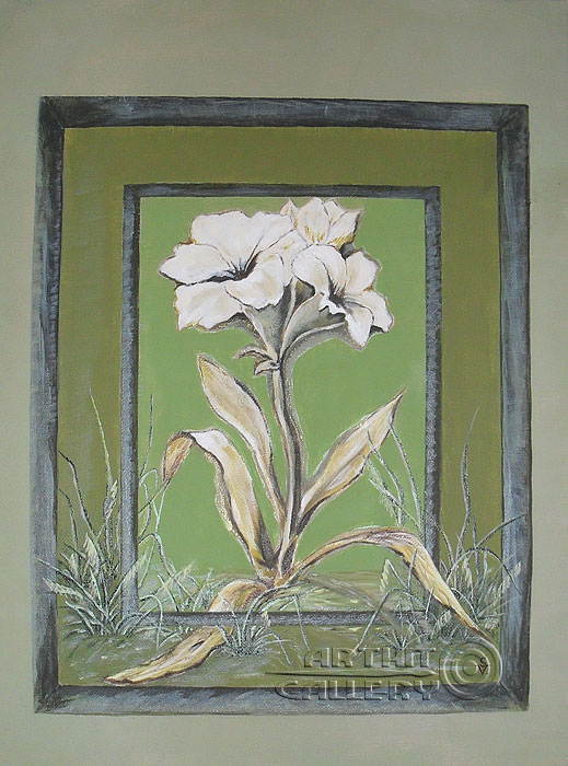 'White'. Anashkina Svetlana