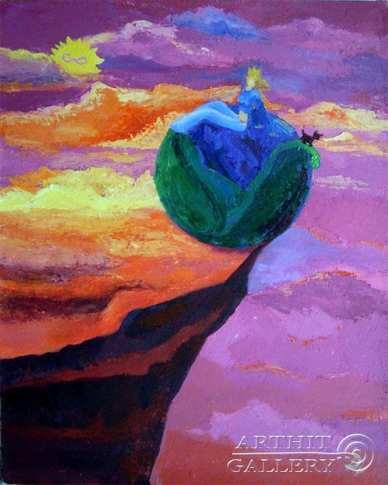 ''Королева красоты''.  Дегтярева (Тарасова) Евгения. Продажа картин, предметов декоративно-прикладного искусства
