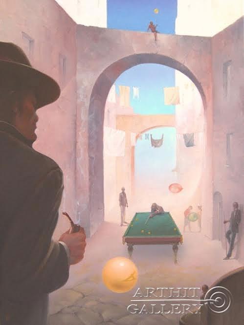 ''Две женщины одного мужчины''.  Брегеда Виктор. Продажа картин, предметов декоративно-прикладного искусства