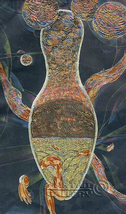 ''Безысходность''.  Кривогорницын Андрей. Продажа картин, предметов декоративно-прикладного искусства
