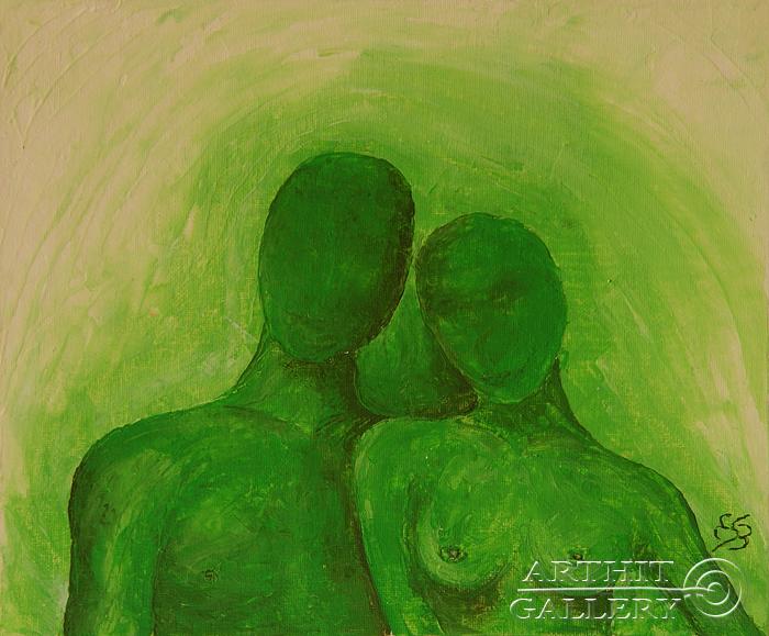 ''Единство''.  Пригарина Евгения. Продажа картин, предметов декоративно-прикладного искусства