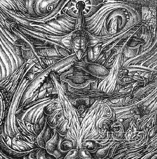 'Intermediary'. Grzybowski Gleb